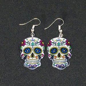 Jewelry - Sugary sweet  💀 earrings